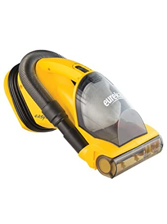Amazon.com : Eureka Hand-Held Vacuum Our vacuum of choice – a great compact vacuum cleaner with a lot of power! And it's under $40!