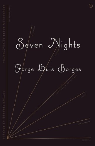 Seven Nights (Revised Edition) (New Directions Paperbook)