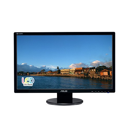 Asus VE258Q 25-Inch Full-HD LED Monitor with Integrated Speakers