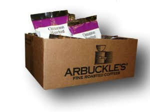 Arbuckles-Irish-Creme-single-pot-coffee-packets-best-value-case-of-30-packets