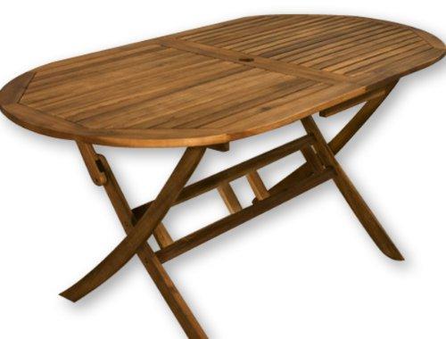 Gartentisch ALABAMA ESSTISCH Garten Tisch Holztisch