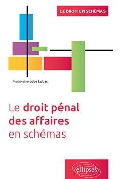 Livres Couvertures de Le droit pénal des affaires en schémas