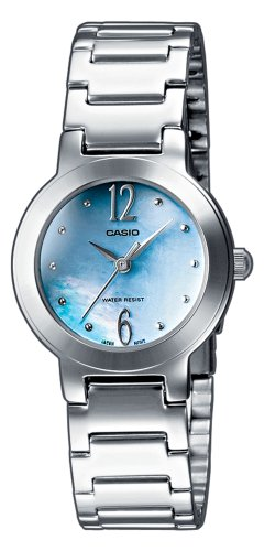 Casio Collection Damen-Armbanduhr Analog Quarz LTP-1282D-2AEF