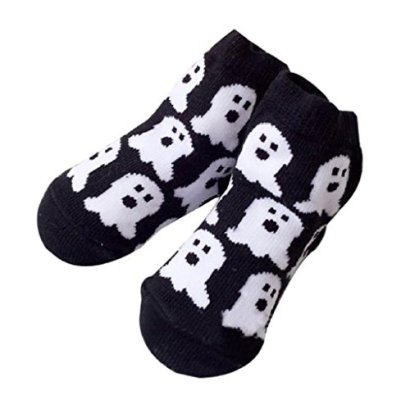 Baby-Socks-Rukiwa-Hallowmas-Cartoon-Grimace-Socks-Baby-Cotton-Socks-Floor-Black