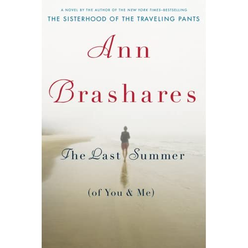 Ann Brashares first adult novel