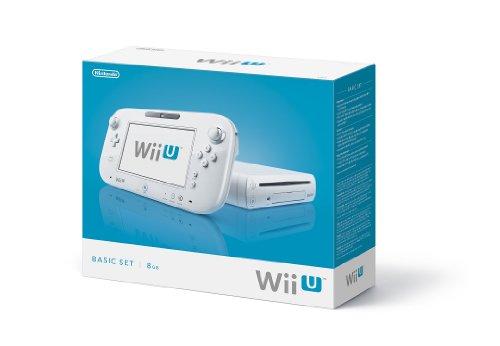 Nintendo Wii U Console 8GB