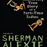 Book Review Saturday: The absolutely true diary of a part-time indian.