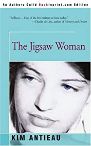 "Cover of ""The Jigsaw Woman"""
