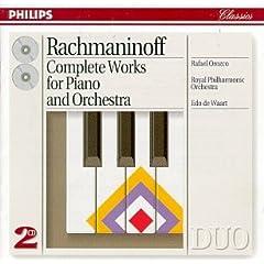 Serge Rachmaninoff: Piano Concertos Nos. 1-4/Rhapsody On  A Theme By Paganini