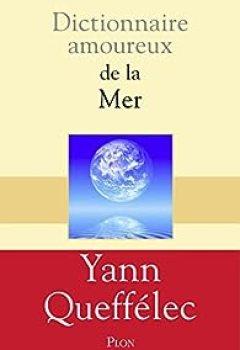 Livres Couvertures de Dictionnaire Amoureux De La Mer