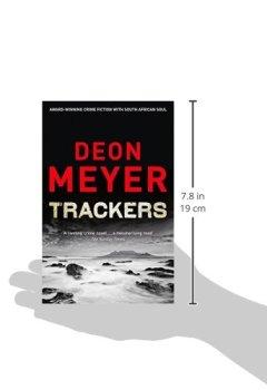 Livres Couvertures de Trackers