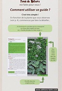 Livres Couvertures de Guide des plantes comestibles de France, Belgique, Luxembourg, Suisse