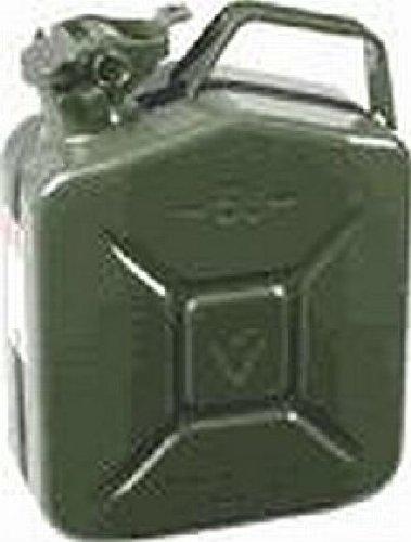 Metall Benzinkanister Kraftstoffkanister 5 Liter 5L