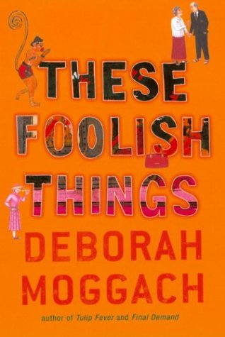 """Cover of """"These Foolish Things"""""""