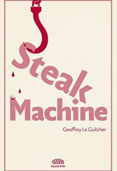 Livres Couvertures de Steak Machine