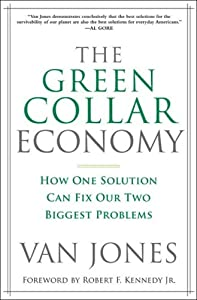 "Cover of ""The Green Collar Economy: How O..."