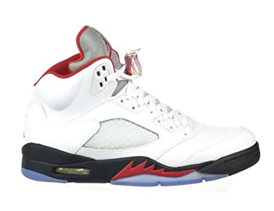 air jordan 5. While having that in mind, definitely because the shoes style  original and if the difficult to tell when are or not, certainly they are  real?