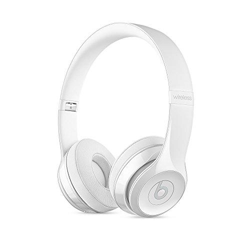 【国内正規品】Beats by Dr.Dre Solo3 Wireless 密閉型ワイヤレスオンイヤーヘッドホン Bluetooth対応 ホワイト MNEP2PA/A