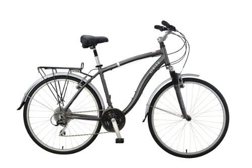 K2 Bikes Montauk Point Comfort Bike (Charcoal, 19/Large)