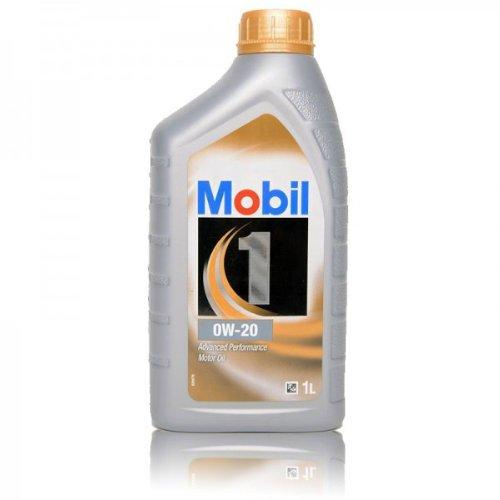 Mobil 1 0W20 0W-20 Motoröl 1l Öl