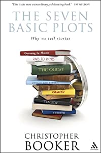 """Cover of """"Seven Basic Plots: Why We Tell ..."""