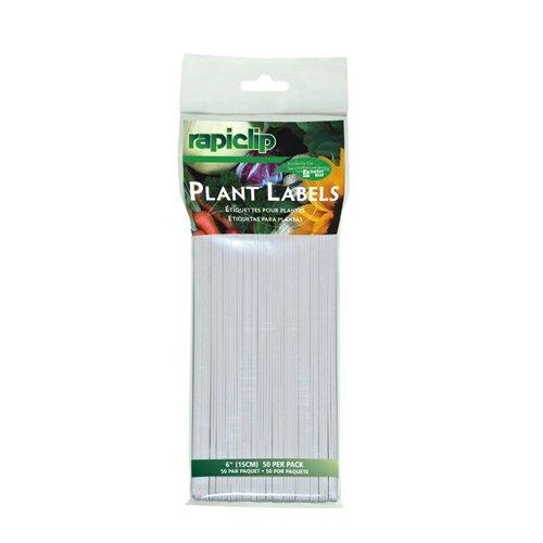 Luster Leaf Rapiclip 6-Inch Garden Plant Labels