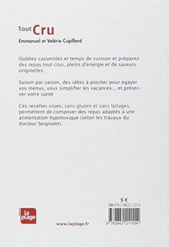 Livres Couvertures de TOUT CRU