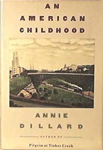 "Cover of ""An American Childhood"""