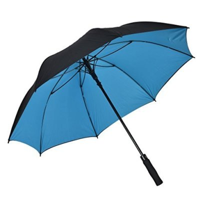 Atree-Auto-Open-Straight-Umbrella-52inch-Dual-Layer-Windproof-Big-Outdoor-Golf-Umbrella-with-8-RibsDurable-and-Strong-EnoughCarrying-Bag-includedBlackBlue
