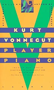 "Cover of ""Player Piano"""