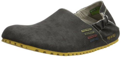 Ahnu Men's Cruz Vegan Sandal,Charcoal/Grey,8.5 M US