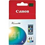 Canon CL-41 Color FINE Ink Cartridge for $21.74 + Shipping