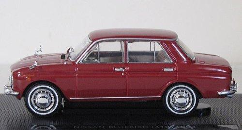 EBBRO 1/43 ニッサン ブルーバード410 1964 レッド