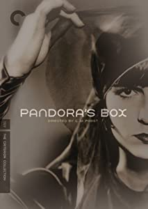 "Cover of ""Pandora's Box - Criterion Colle..."