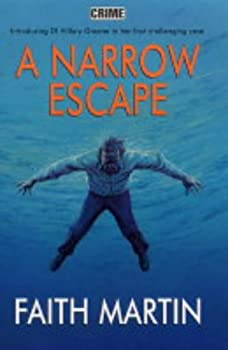 "Cover of ""A Narrow Escape (Hillary Greene..."
