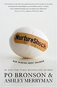 "Cover of ""NurtureShock: New Thinking Abou..."