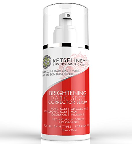Retseliney Best Dark Spot Corrector Serum