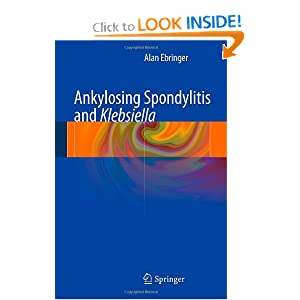 Ankylosing spondylitis and Klebsiella
