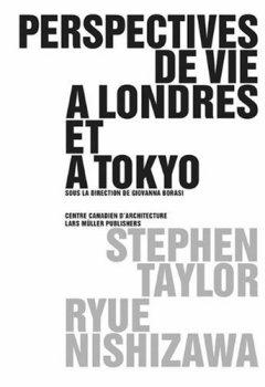 Livres Couvertures de Perspectives de vie à Londres et à Tokyo