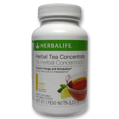 HERBALIFE HERBAL TEA CONCENTRATE PEACH FLAVOR 18 OZ By