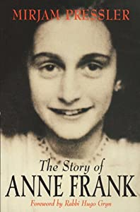 "Cover of ""The Story of Anne Frank"""