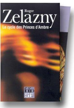 Livres Couvertures de Coffret Zelazny, 5 volumes : Le Cycle des Princes d'Ambre n°2 (tome 6 à 10)