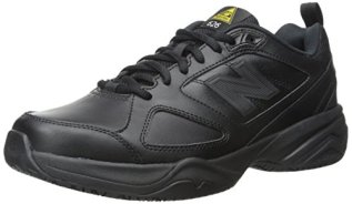 New Balance Men's Mid626K2 Training Work Shoe, Black, 13 D US