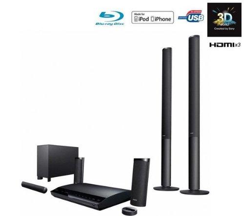 SONY 3D Heimkinosystem BDV-E880