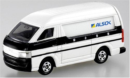トミカ No.7 ALSOK 貴重品輸送車 (ブリスター)