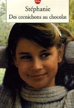 Livres Couvertures de Des Cornichons Au Chocolat