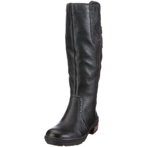 Rieker Fenja Z5474-00, Damen Stiefel, Schwarz (schwarz/schwarz 00), EU 39