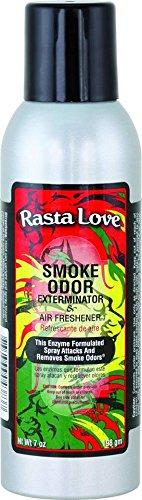 Smoke Odor Exterminator, Rasta Love