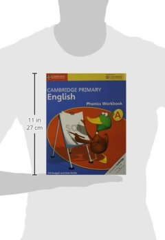 Livres Couvertures de Cambridge Primary English Phonics Workbook A