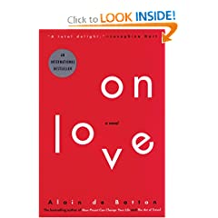 On Love, A Novel del autor Alain de Botton